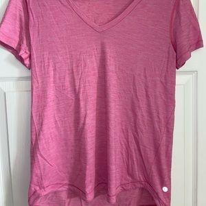 Lululemon Short Sleeve Relaxed Fit Shirt